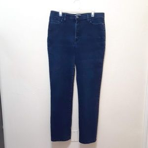 Classic Blue Jeans by Lee - size 16 LONG